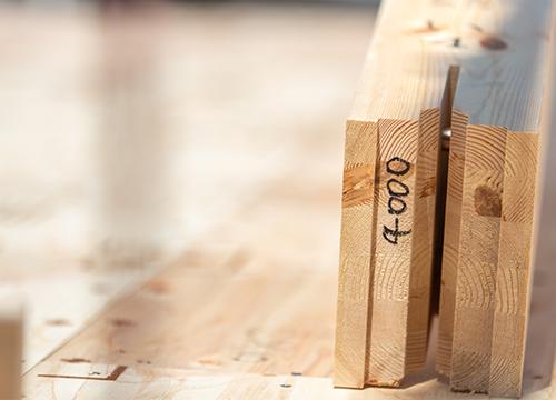 材木のイメージ写真