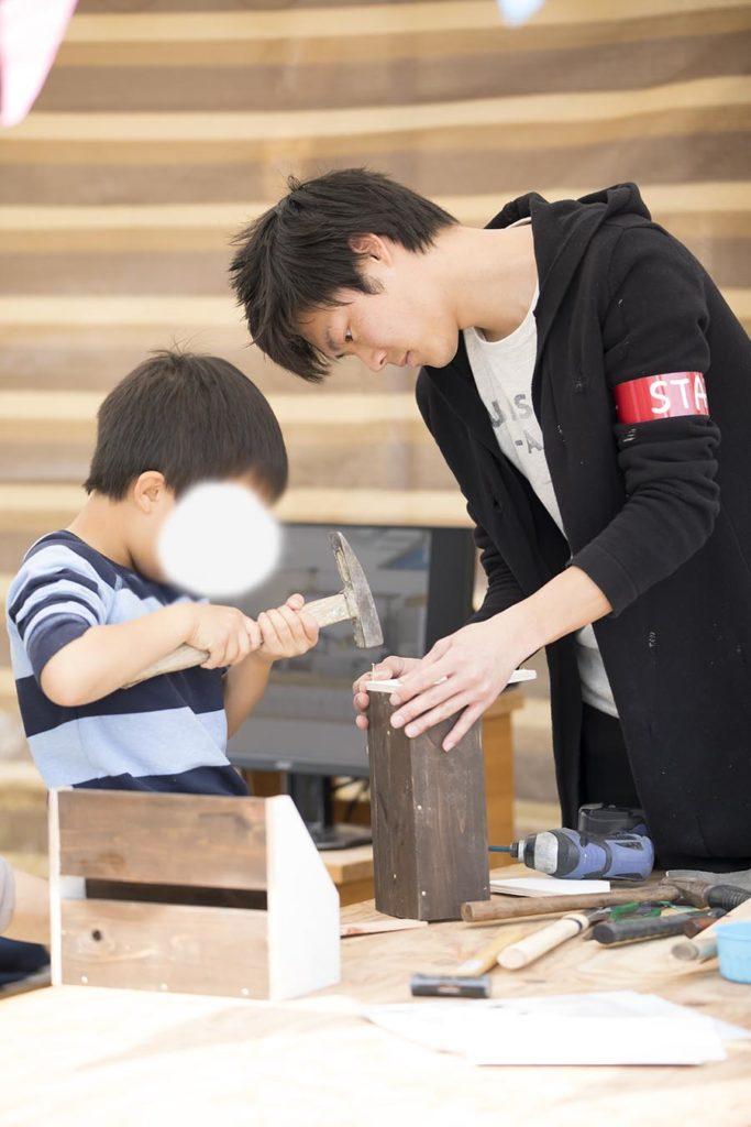 木工教室 イベント